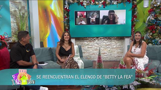 Yo soy Betty, la fea Telemundo