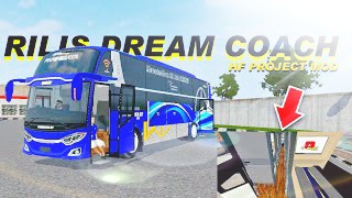 Mod Bussid Jetbus 3 Dream Coach