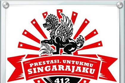 HUT Kota Singaraja yang ke 412