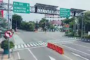 Mulai Rabu Besok, Dua Ruas Jalan Utama di Surabaya Ditutup Total