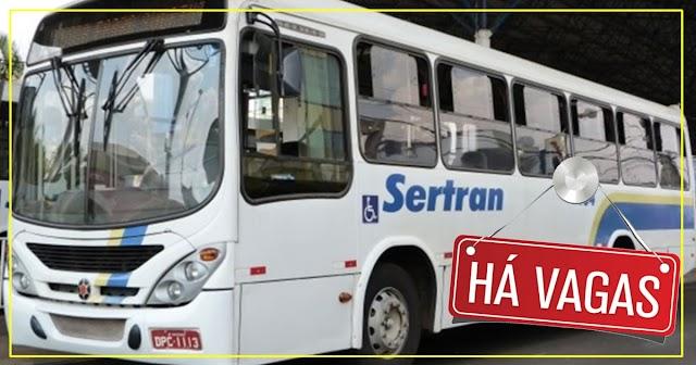 Sertran transportes está contratando motorista rodoviário