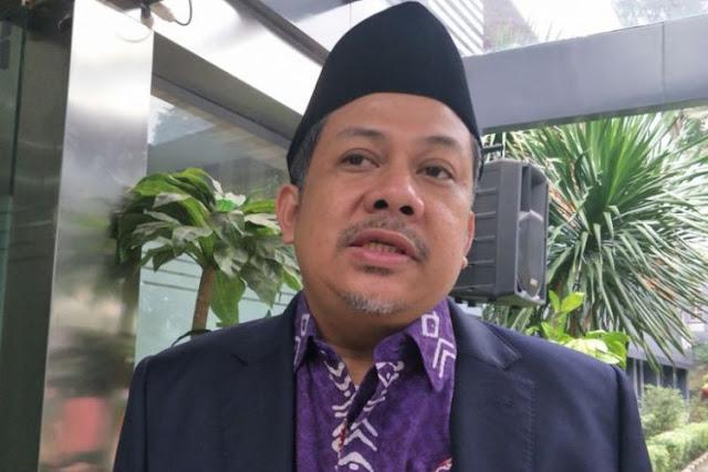 Marak Kasus Korupsi, Fahri Hamzah Minta Jokowi Tanggung Jawab