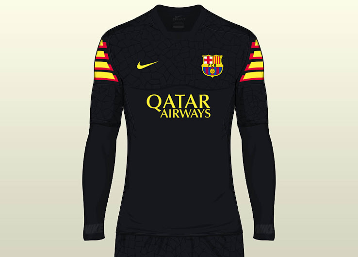 12+ Fc Barcelona Third Kit 2016/17