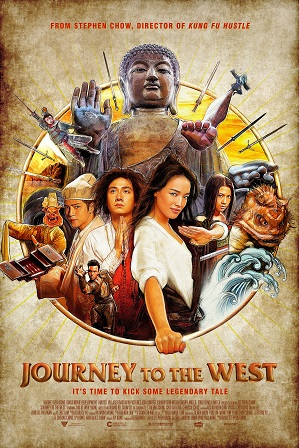 Journey to the West: Conquering the Demons (2013) 300MB Full Hindi Dual Audio Movie Download 480p Bluray