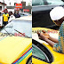 OMG!! WHAT A HEARTBREAKING SCENE!! See The Shocking Thing That Happened To This Heartbroken taxi driver after lady bashed his car in Lagos And Did This Shocking Thing To Him