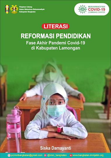 Reformasi Pendidikan di Fase Akhir Pandemi Covid-19 di Kabupaten Lamongan