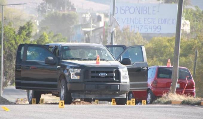 """Comando de Sicarios se enfrenta a convoy de la AEI e intenta rescatar a """"El Z40"""" o """"El Bestia"""" líder de los Zetas"""