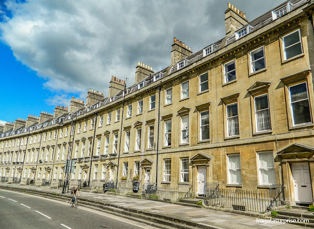 The Paragon, Bath Inglaterra