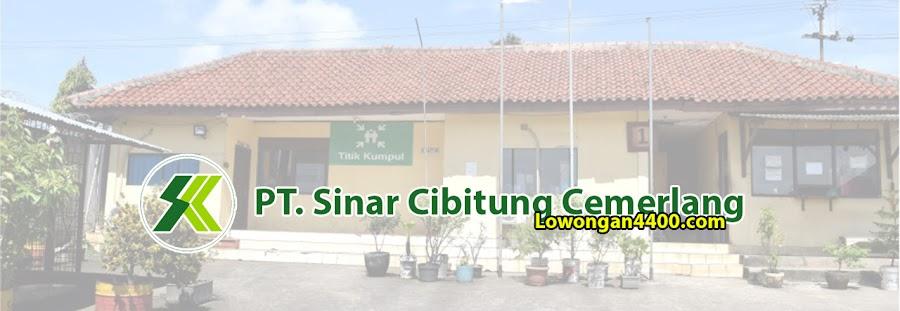 Lowongan Kerja PT. Sinar Cibitung Cemerlang (SCC Indonesia)