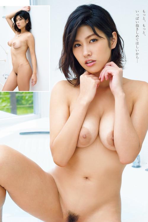 Suzume Mino 美乃すずめ, Shukan Taishu 2021.09.20 (週刊大衆 2021年9月20日号)
