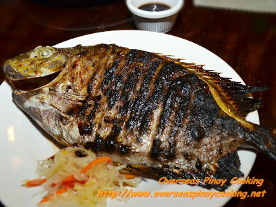 Sugba - Grilled Fish