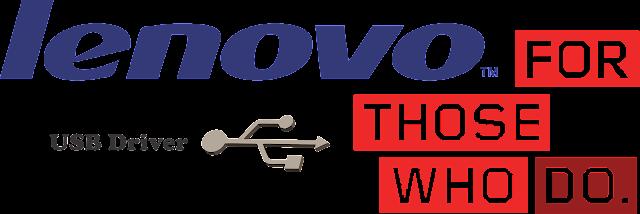 Download USB Driver Lenovo All Type & Version