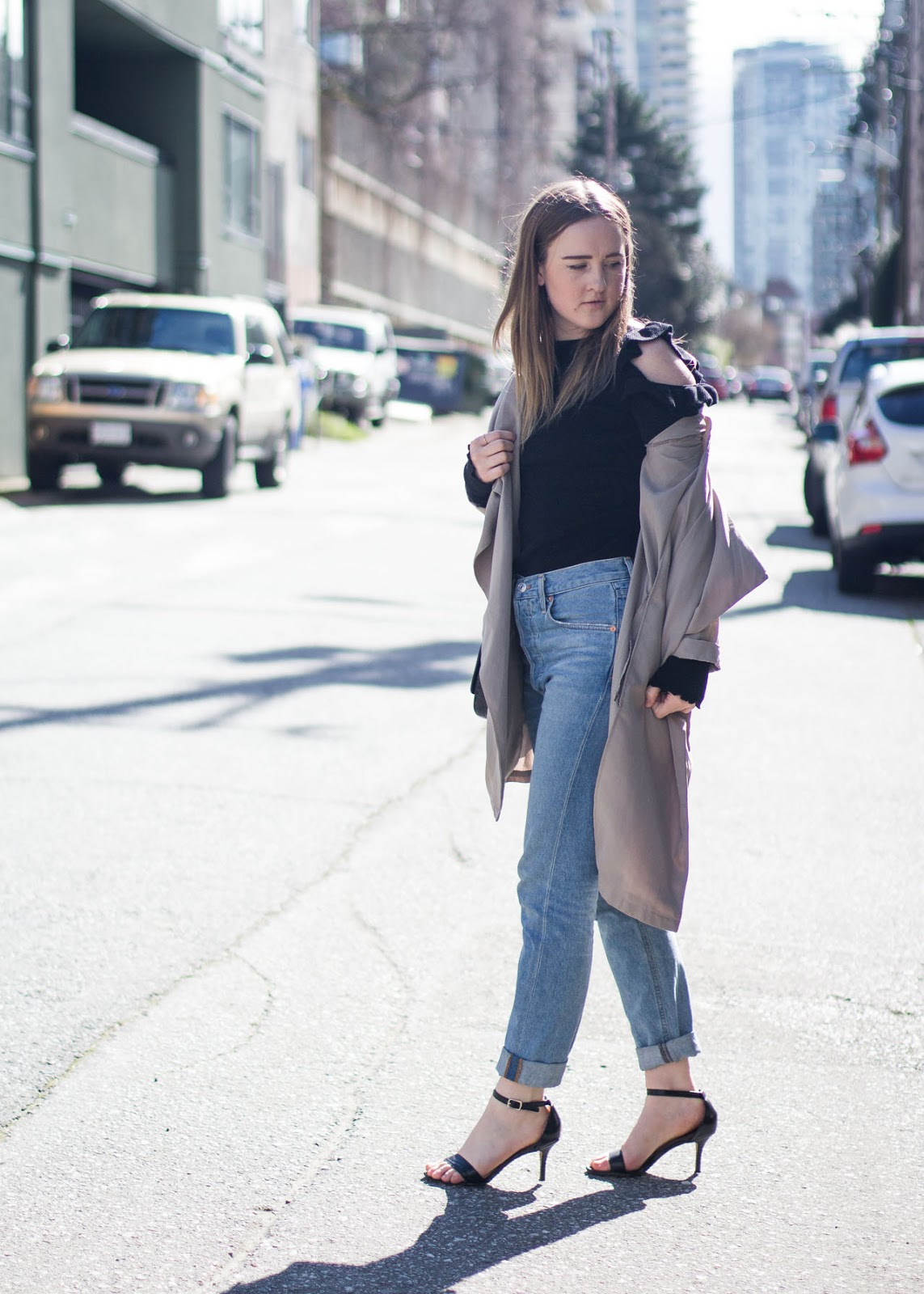 Spring wardrobe Essentials - Canadian Fashion Blogger - In My Dreams - Outfit
