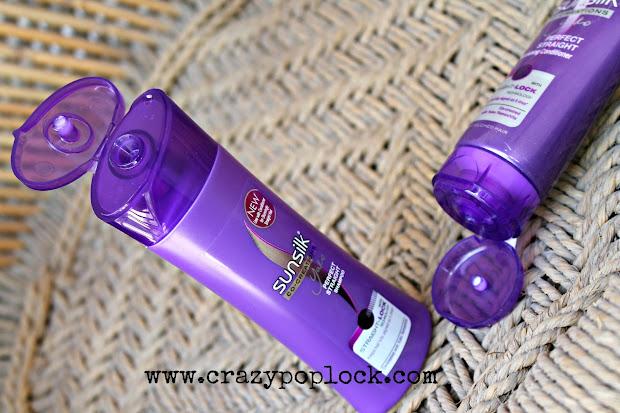 Sunsilk - Perfect Straight Shampoo And Conditioner