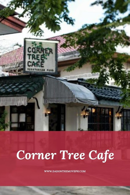 Corner Tree Café restaurant and food review