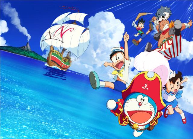 Película número 38 de Doraemon se estrena en 2018