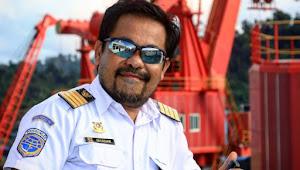 Capt. Masdar Pante Ingin Nakhodai Kotamadya Makassar