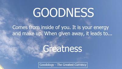 kebaikan goodness
