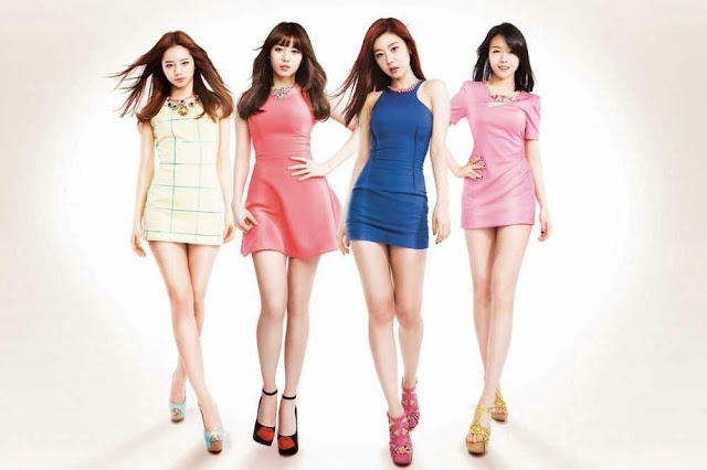 Girlband Girl's Day