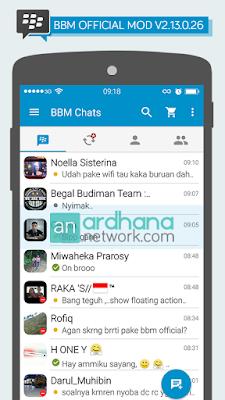 BBM MOD Official V2.13.0.26