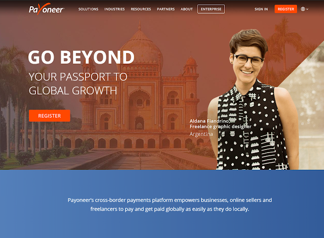 Payoneer is a popular PayPal alternative