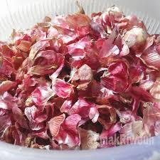 Kulit bawang merah sebagai pupuk organik
