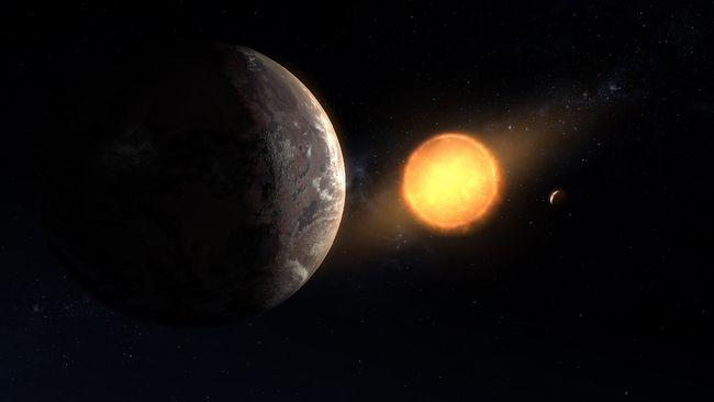 NASA Temukan Planet yang Paling Mirip dengan Bumi