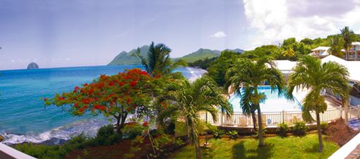 Diamant Beach Resort -location de vacances pour Séjours Martinique