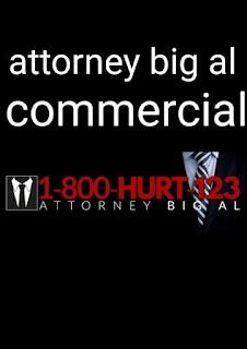 attorney big al commercial