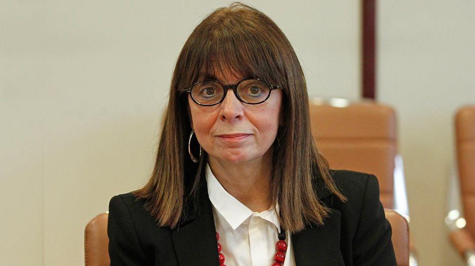 Νέα Πρόεδρος της Δημοκρατίας με 261 «ΝΑΙ» η Αικατερίνη Σακελλαροπούλου