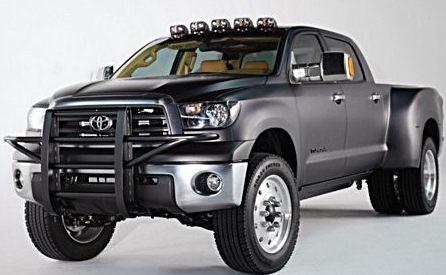 Toyota Tundra Cummins Change