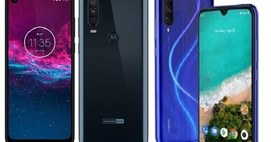 Motorola One Action Vs Xiaomi Mi A3 Specs Comparison