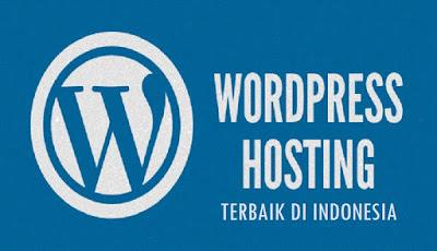 wordpress hosting terbaik di indonesia