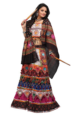 Navratri Dress