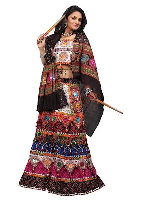 Navratri Dress - Best Dress Idea For Wearing In This Navratri