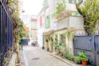 Paris : Impasse du Moulin Vert, la tradition et le béton - XIVème