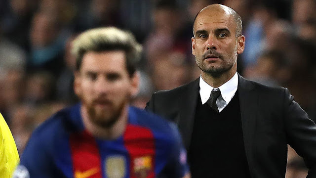 Lionel Messi and Pep Guardiola donate €1m each to fight Coronavirus