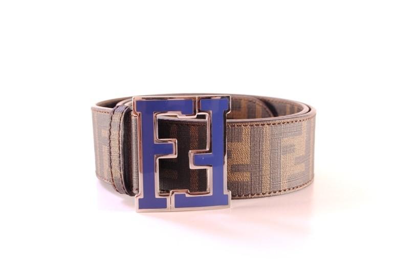 efb6496859d0 ... shopping fendi mens belt with a double f monogram pattern beautiful  double ff pattern that characterize uk fendi belt catawiki ...