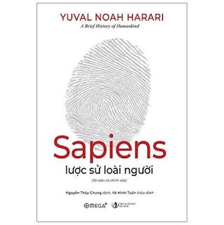 Sách - Sapiens: Lược Sử Loài Người (Tái Bản 2021) ebook PDF-EPUB-AWZ3-PRC-MOBI