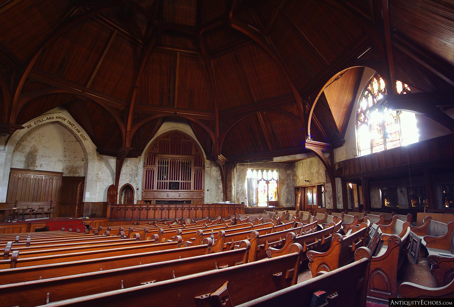 Third Presbyterian - Worship Hall