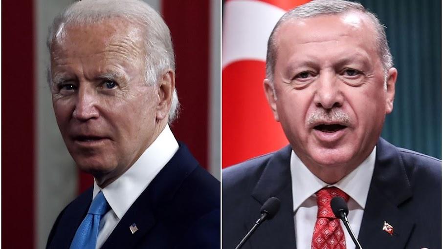 Δεν υπάρχει εύκολος τρόπος να διασωθεί η σχέση Ερντογάν - Μπάιντεν