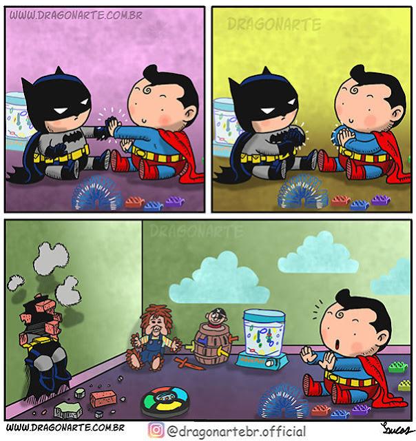 superhero masa kecil