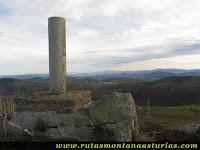 Índice geodésico del Pico Gallo