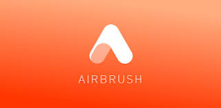 AirBrush Photo App For Sketching