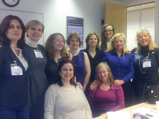 Pic of attendees at the CIOL's Cultural Awareness Workshop