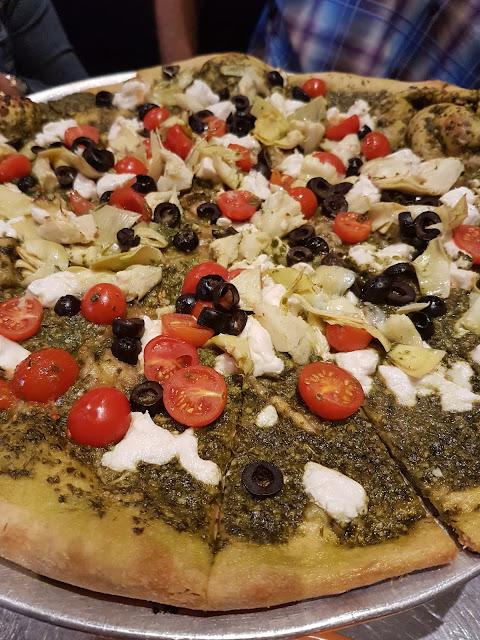 Best Vegan Restaurants Salem Massachusetts Flying Saucer Pizza Vegan