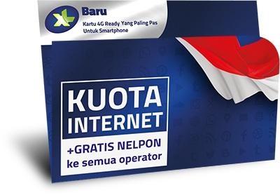 Paket Internet XL HotRod Prioritas, Masa Aktif 3 Bulan Kecepatan 150 Mbps