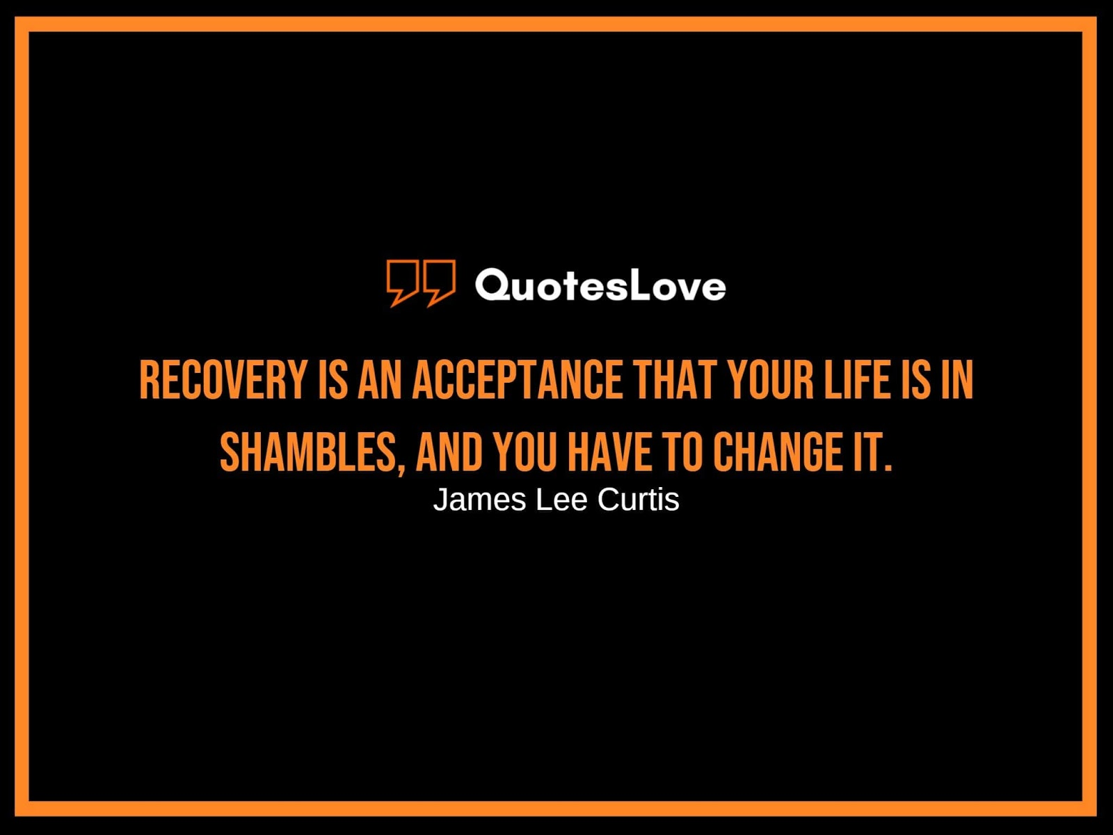 Recovery Quotes Of The Day