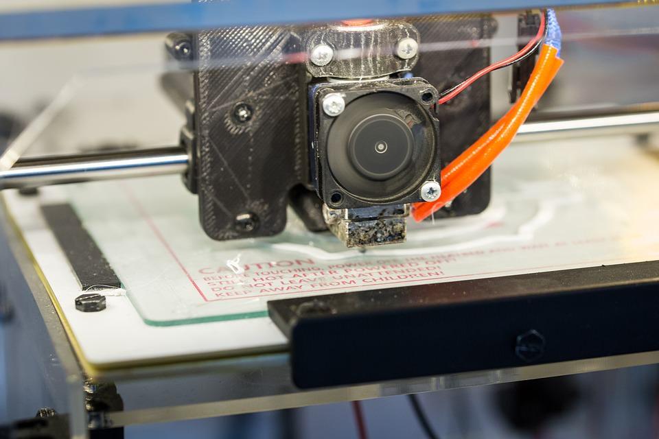 6- 3D Yazıcı