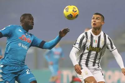 تأجيل جديد لمباراة يوفنتوس ونابولي في الدوري الإيطالي